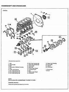 Hyundai Diesel Engines D4a  D4d Series Pdf Shop Manual