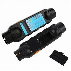 7 Pin Car Truck Trailer Plug Socket Tester Wiring Circuit
