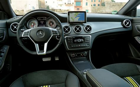 future mercedes interior 2014 mercedes benz cla250 first drive photo gallery