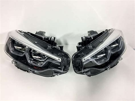 Bmw 4 M4 M3 Series F32 F33 F36 Lci 2017- Adaptive Led