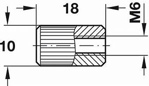Hülse Mit Innengewinde : h lse innengewinde durchgehend kunststoff polyamid ~ A.2002-acura-tl-radio.info Haus und Dekorationen
