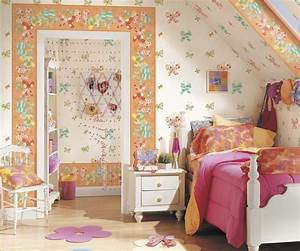 Colorful Wallpaper Designs for Kids Room, Playroom, and ...
