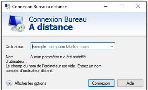 windows bureau à distance s o s windows bureau à distance prendre la à