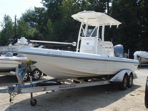 Center Console Bay Boats For Sale In Texas by Used Center Console Ranger Boats For Sale Boats