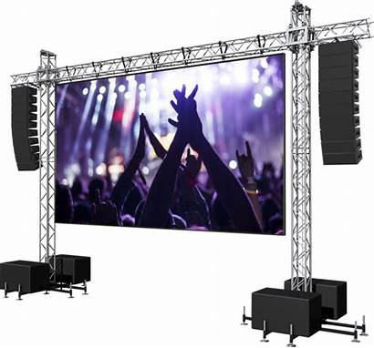 Stage Led Screen Wall Officialpsds