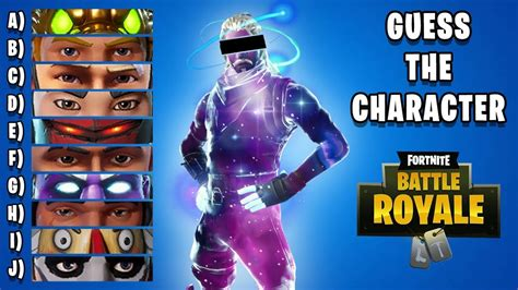 guess  character  fortnite ultimate fortnite quiz