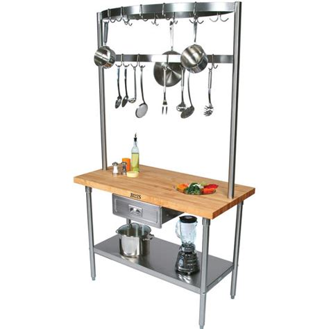kitchen island with pot rack kitchen island carts cucino grandioso build a table by 8259
