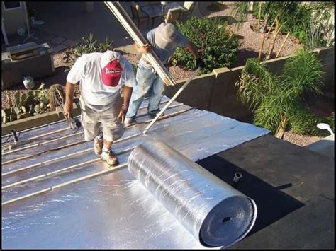 Radiant Barriers and Insulation   Sacramento Roofing