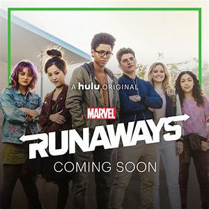 Marvel's 'Runaways': The Kids Are Alright In Hulu's New ...