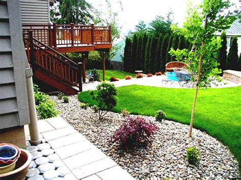 interesting rooftop garden ideas with small backyard and