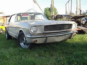 1966 Ford Mustang 289 Engine C