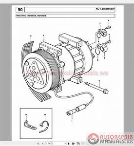 Volvo Penta Tad1250ve Spare Parts Manual