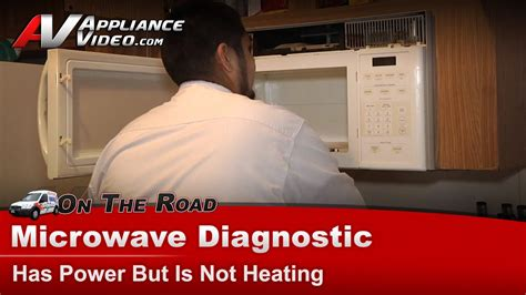 microwave diagnostic  power  heating ge general electric hotpoint rca