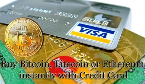 We've collected the best exchanges and will the fees for buying bitcoins with debit card or credit card ever get lower? credit-card-bitcoin