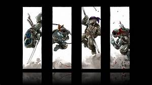 Teenage Mutant Ninja Turtles TMNT HD wallpaper | anime ...
