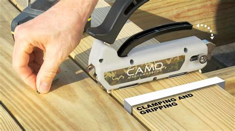 camo deck screws floorworx camo 174 deck fastening system