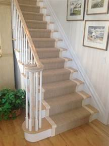 Runners For Staircases by Wide Binding Sisal Runners Traditional Staircase New