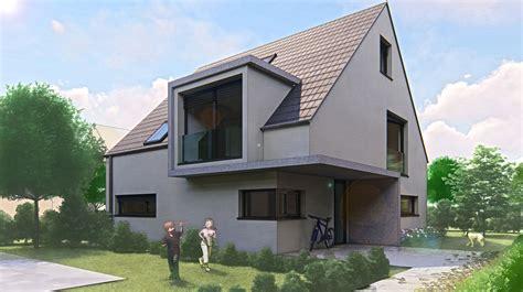 Zwei Einfamilienhaeuser In Stuttgart by Neubau Zweier Einfamilienh 228 User In Stuttgart Zuffenhausen