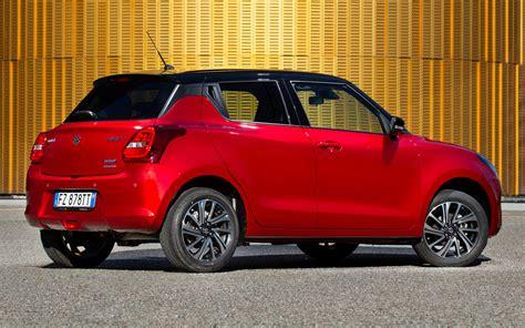 2020 Suzuki Swift Hybrid - Bakgrundsbilder och ...