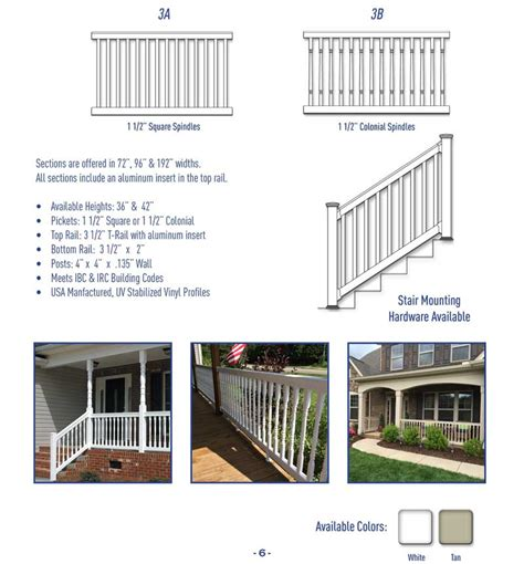 vinyl fencing richmond hanover chesterfield henrico