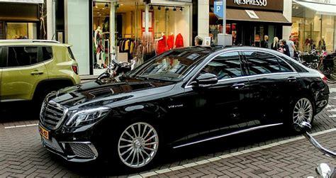 Chauffeur Car by Luxury Mercedes Chauffeur Car Service In