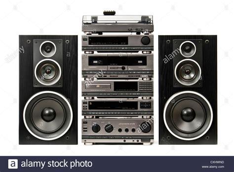 vintage sony lbt d705 integrated hi fi system stock 50795177 alamy