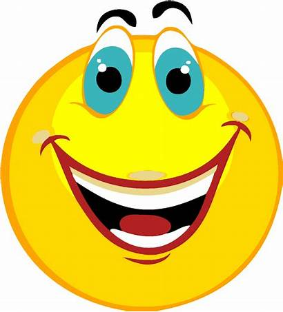 Smiley Happy Animated Faces Clipart Thank Emoji