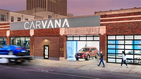 Carvana Launches New Curbside Car Delivery Service In