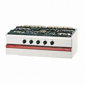 Cuisiniere Gaz 5 Feux : fourneaux comparez les prix pour professionnels sur ~ Edinachiropracticcenter.com Idées de Décoration