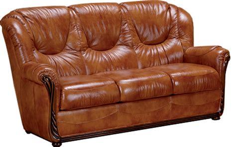 housse pour canapé clic clac canapé cuir 3 places stylisé lucia mobilier salon meuble