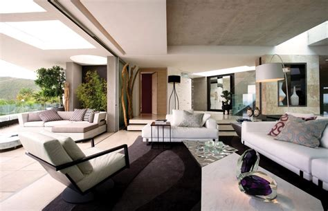 livingroom in of architecture amazing mansion house by saota