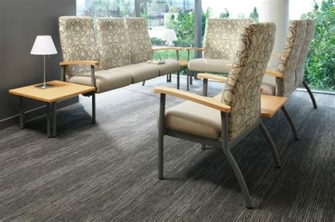 interior office waiting room furniture small
