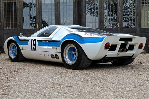 Gto Stands For by 1969 Ford Gt40 Mk 1
