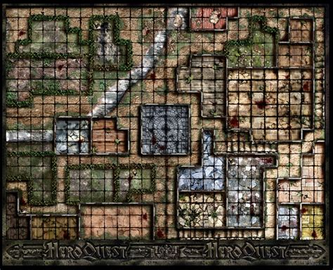 Dungeons And Dragons Tiles Printable by Free Dungeon Tiles To Print Nouveaux Plateaux Complets