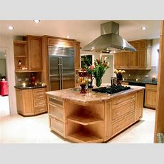 Kitchen Islands Add Beauty, Function And Value To The