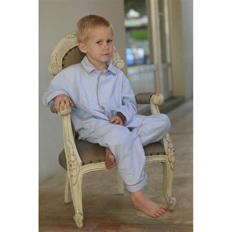 robe de chambre fille pyjama garcon hector twill l 39 orangerie