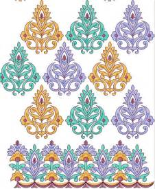 embroidery designs embdesigntube all border embroidery designs free