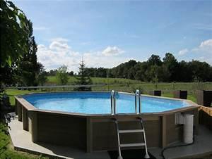 Piscine Beton Prix : piscine en b ton auchan achat piscine piscine ovale en b ton 6 35 x 4 72 x 1 40 prix promo ~ Melissatoandfro.com Idées de Décoration