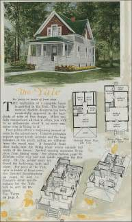 1920 house plans kit houses yale american
