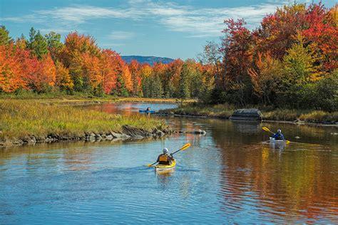 kayaking    terrific paddling day trips