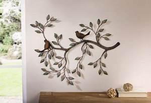 Metall Deko Wand : wanddekoration metall online bestellen bei yatego ~ Markanthonyermac.com Haus und Dekorationen