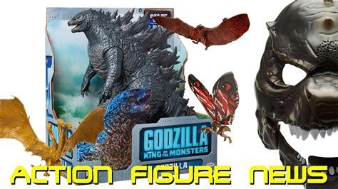 Jakks Pacific Godzilla King Of The Monsters 2019 Figures