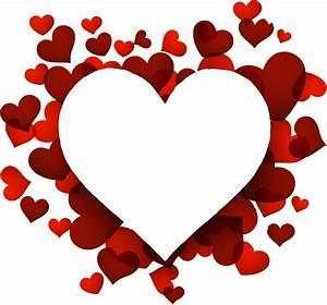Heart, Frame, Red, Love