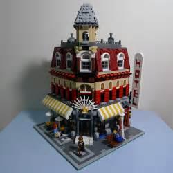 Lego 10182 Cafe Corner 偽轉角咖啡廳 @ 酷翔翔的頑皮世界 痞客邦