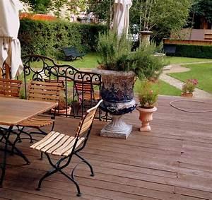 terrasse bauen wpc holz terrassenbelag muster verlegen With französischer balkon mit garten terrassenbau berlin