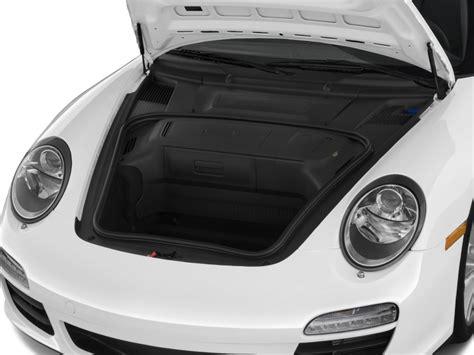 porsche trunk image 2009 porsche 911 carrera 2 door coupe trunk size