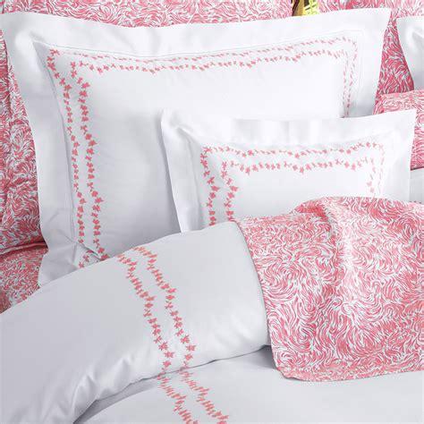Artfully Designed Sheets  Embroidery Schweitzerlinen