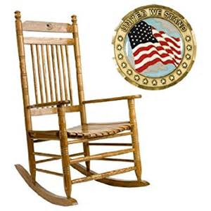 u s a flag rocking chair rocking chairs