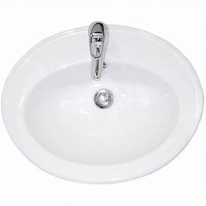 Vasque à Encastrer : vasque encastrer zo lavabo vasque lave mains ~ Edinachiropracticcenter.com Idées de Décoration