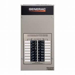 Generac Manual Transfer Switch Wiring Diagram Generac Guardian Wiring